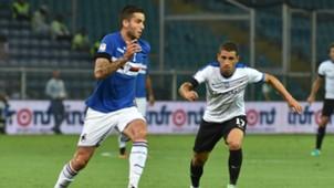 Ricky Alvarez Sampdoria Atalanta Serie A 28082016