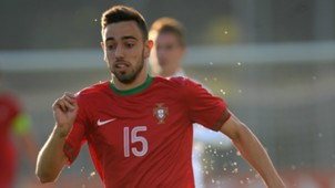 Bruno Fernandes Portugal Under 21