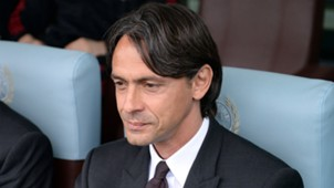 Filippo Inzaghi, Milan, Udinese, Serie A, 25042015