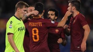 Mohamed Salah Roma Bologna