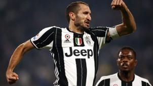 Giorgio Chiellini Juventus Sampdoria Serie A
