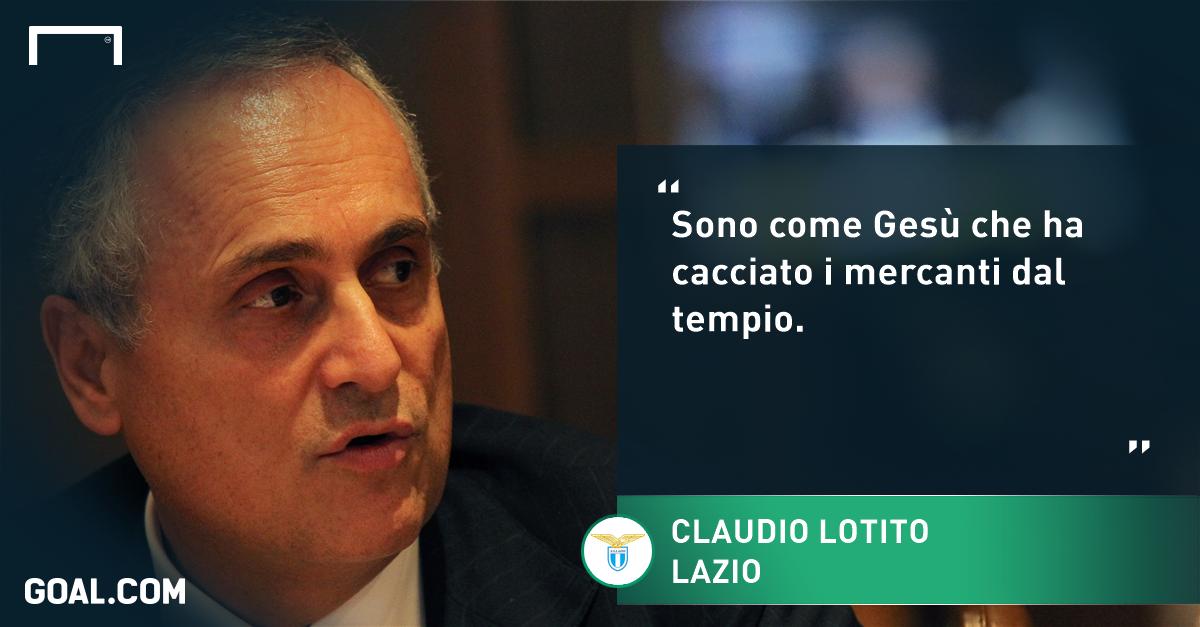 Gallery frasi Lotito
