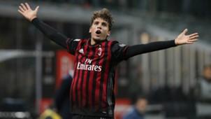 Manuel Locatelli Milan Juventus