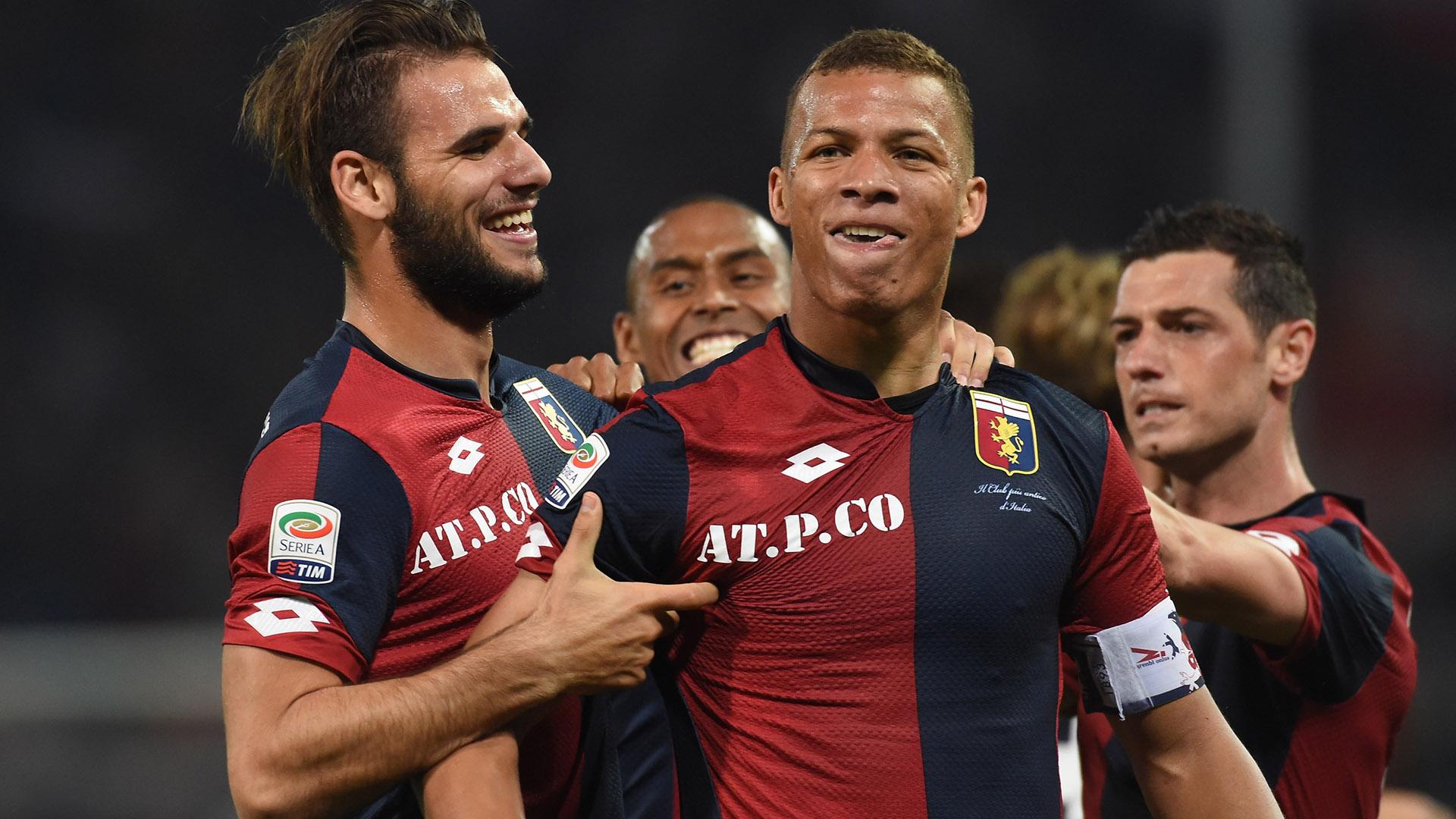Sebastien De Maio Genoa Inter Serie A
