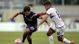 Giuseppe Rossi Tomas Rincon Fiorentina Genoa