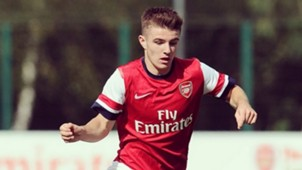 Daniel Crowley Arsenal