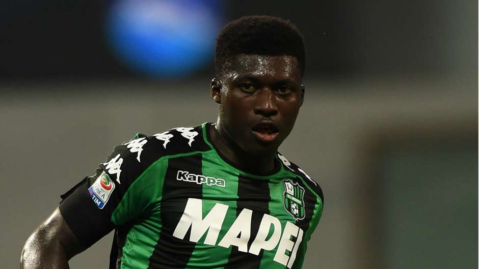 Ghana international Alfred Duncan delighted with US Sassuolo performance in Serie A