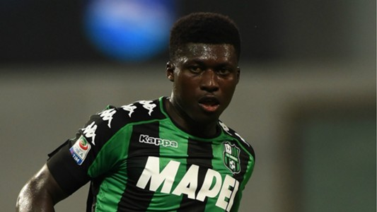 Alfred Duncan, Sassuolo, Serie A, 08282016