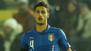 Rolando Mandragora Italy Under 21