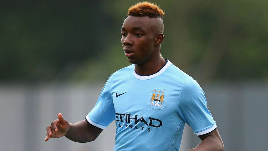 Thierry Ambrose Manchester City