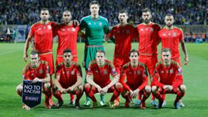 Wales squad Euro 2016