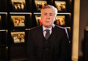 Carlo Ancelotti Exclusive