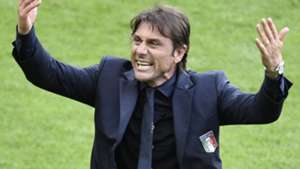 Antonio Conte Italy Spain Euro 2016