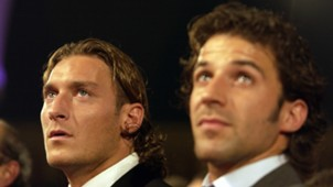 Totti Del Piero