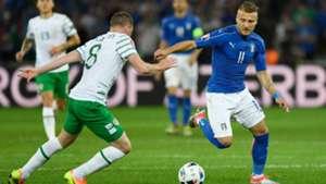 Ciro Immobile Italy Ireland Euro 2016
