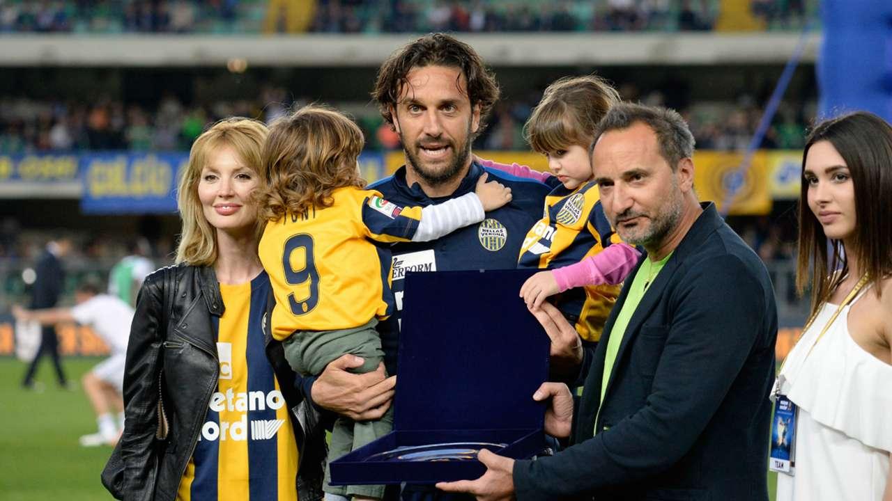 Luca Toni Verona