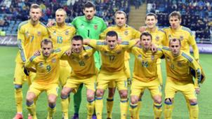 Ukraine team 24/03/2016