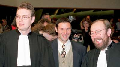 Jean-Marc Bosman 1995