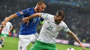 Bonucci Murphy Italy Ireland Euro 2016