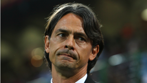 Filippo Inzaghi Milan Roma Serie A 09052015