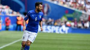 Antonio Candreva Italy Euro 2016