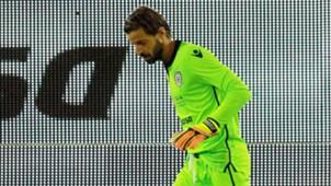 Marco Storari, Cagliari, Serie A, 09262016