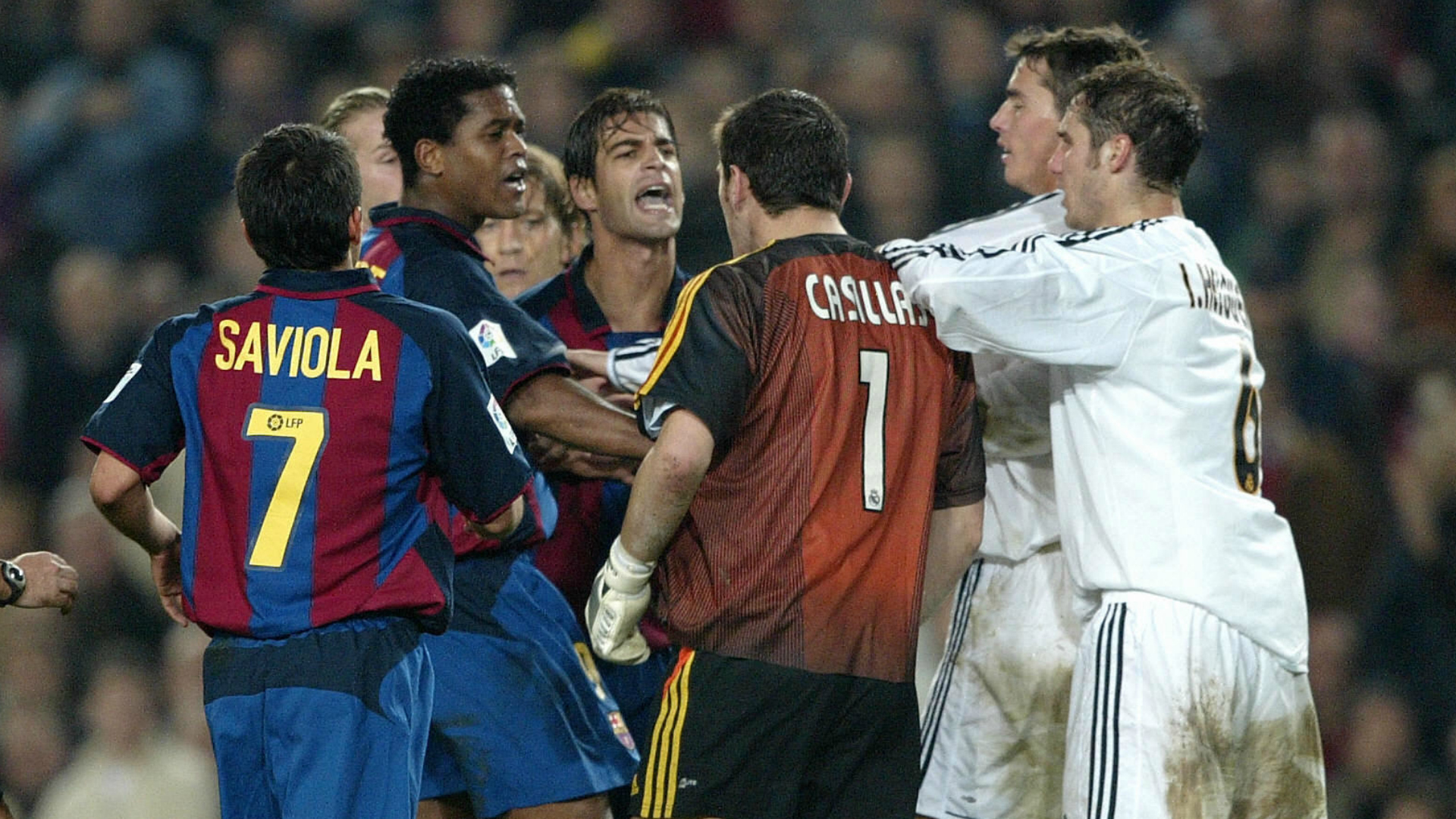 Real Madrid Barcelona 2002/2003