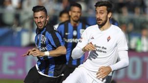 D'Alessandro Astori Atalanta Fiorentina Serie A