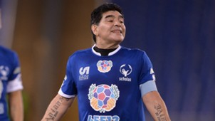 Diego Armando Maradona Match of Peace 12102016