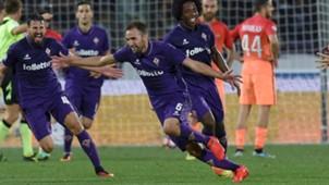 Milan Badelj Fiorentina Roma Serie A