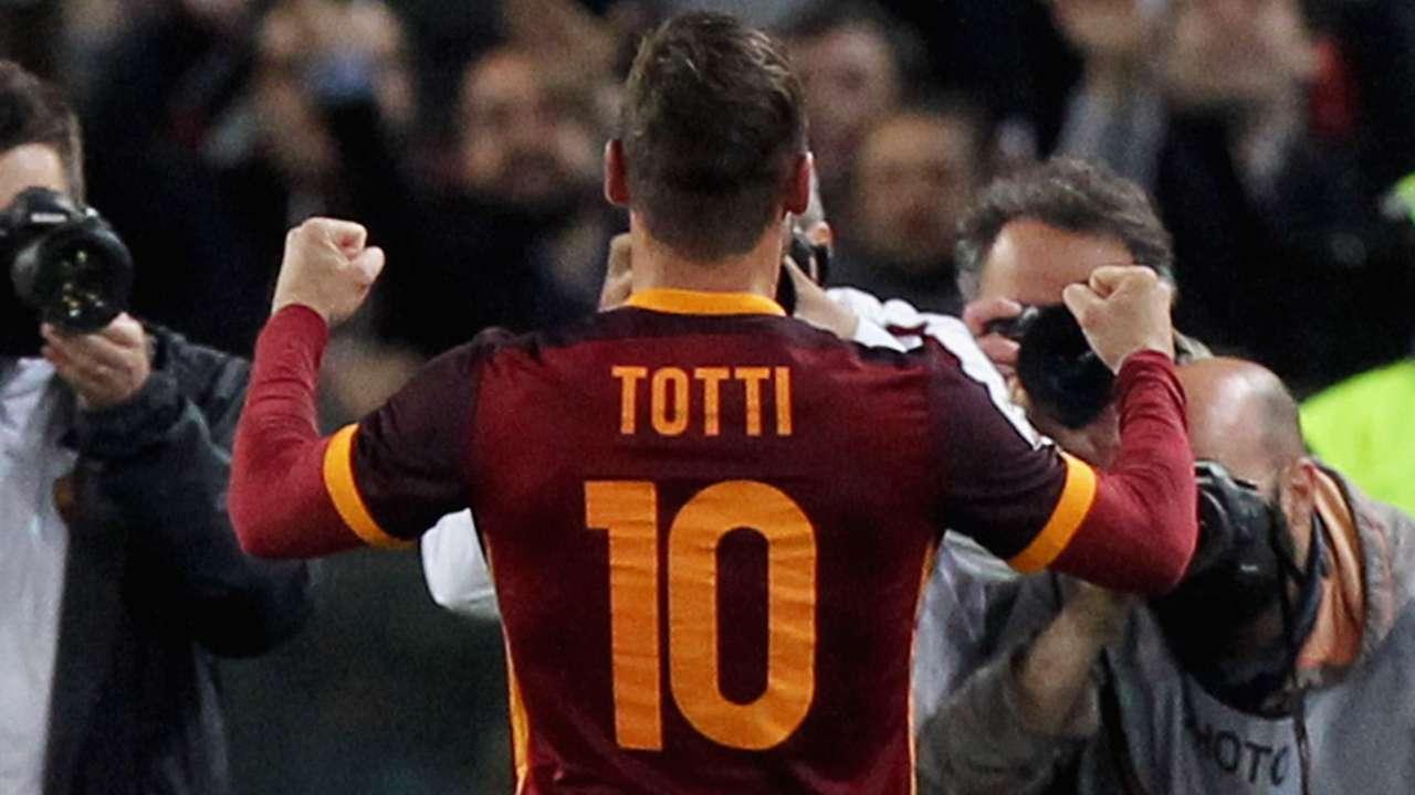 Francesco Totti Roma Torino Serie A