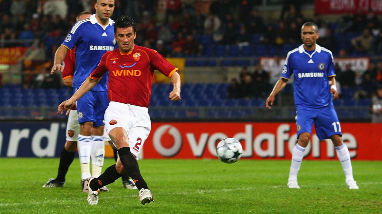 As Roma Chelsea 2008