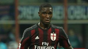 Cristian Zapata Milan Serie A