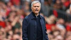 José Mourinho Manchester United Manchester City Premier League 10092016