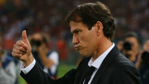 Rudi Garcia As Roma Bayern Munich