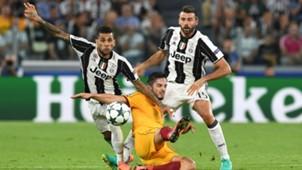 Dani Alves Juventus Sevilla