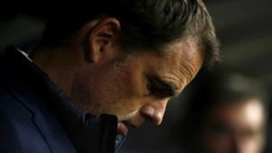 Frank De Boer Inter coach 30102016