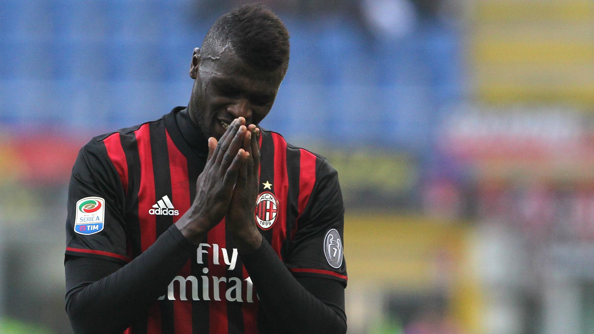 Mbaye Niang Milan Pescara Serie A