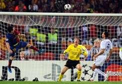 Messi Barcellona-Manchester United