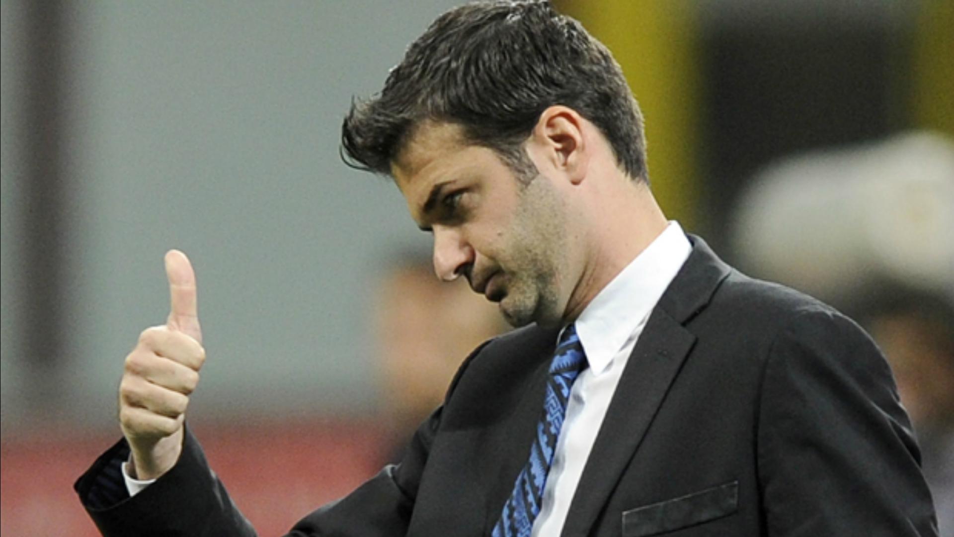 Stramaccioni è il nuovo allenatore dello Sparta Praga