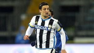 Zdravko Kuzmanovic, Udinese, Serie A, 20160203