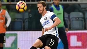 Cristian Ansaldi Sampdoria Inter Serie A 30102016