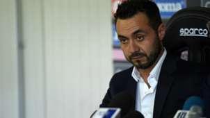 De Zerbi Palermo Serie A