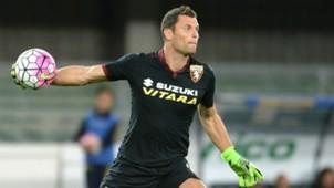 Daniele Padelli, Torino, Serie A, 20150923
