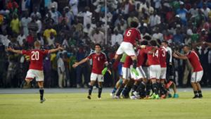 Nigeria Egypt