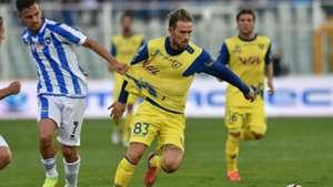 Antonio Floro Flores Pescara Chievo Serie A 01102016