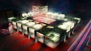 Milan stadium project