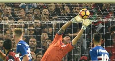 Christian Puggioni Sampdoria Genoa