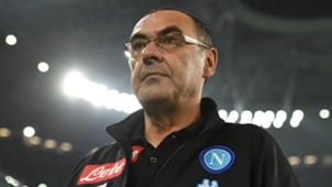 Maurizio Sarri, Napoli, Serie A, 10292016