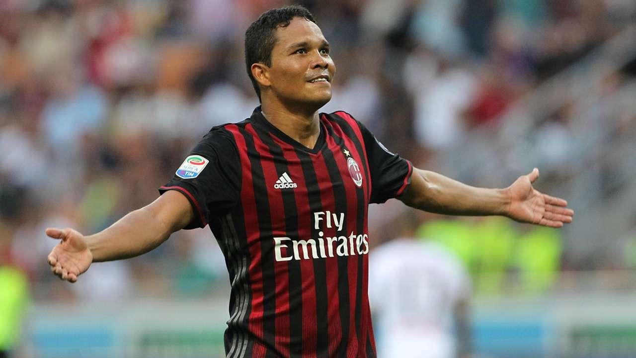 Bacca Milan Serie A